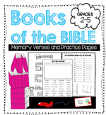 The Books of the Bible Memory Activities