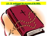 The Bible First Few Books Great Religious Unit Powerpoints