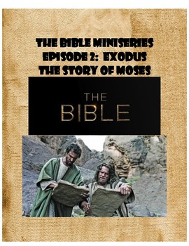 The Bible Movie Guide Episode 2: Exodus (Moses, Judaism, Christianity)