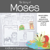 The Bible Story of Moses