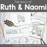 The Bible Story of Ruth and Naomi