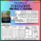 The Bible Story of Zacchaeus Slide Show - Sunday School - Church