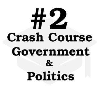 The Bicameral Congress: Crash Course Government and Politics #2 Cornell
