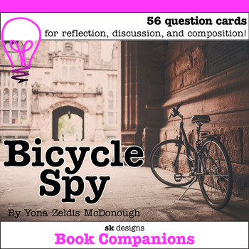 The Bicycle Spy Discussion Question Cards