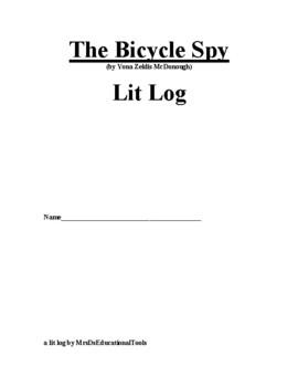The Bicycle Spy Lit Log