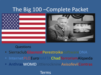 The Big 100- Complete Packet