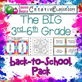 The Big 3-6 Back-to-School Pack