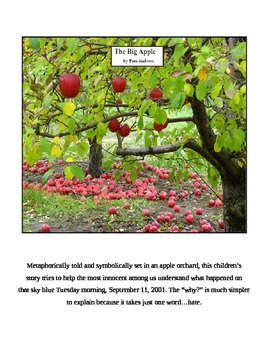 The Big Apple (metaphoric story about 9-11 for children)
