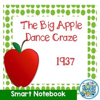 The Big Apple Dance Craze 1937 - Smart Notebook