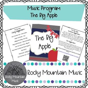 The Big Apple Music Program
