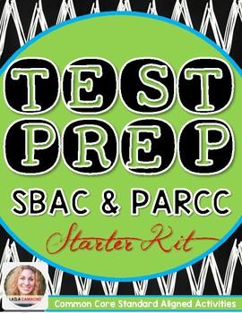 SBAC and PARCC Test Prep