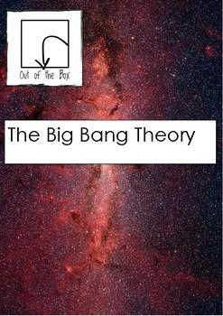 Big Bang Theory Worksheet Teachers Pay Teachers