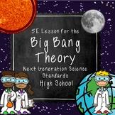 The Big Bang Theory 5E Lesson