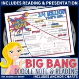 The Big Bang Theory - Astronomy Doodle Notes