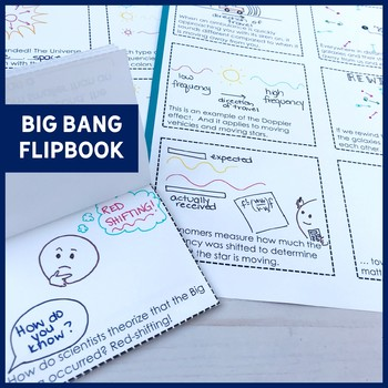 The Big Bang Theory: PowerPoint & Note - EDITABLE!