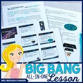 Big Bang Theory ALL-IN-ONE Lesson | PowerPoint, Notes, Flipbook & More
