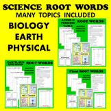 The Big Bang Theory TV Show Vocabulary Activity