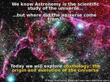 The Big Bang and Galaxies