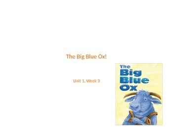 The Big Blue OX!