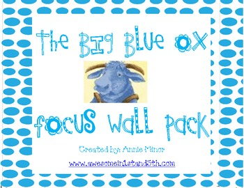 The Big Blue Ox Focus Wall Pack