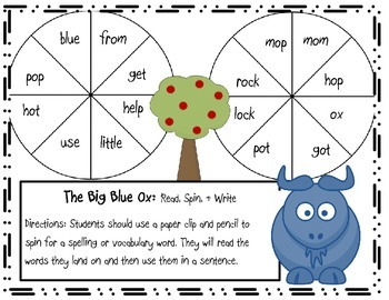 The Big Blue Ox Games