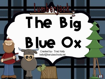 The Big Blue Ox - Scott Foresman