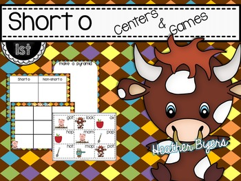 Short o Centers and Games