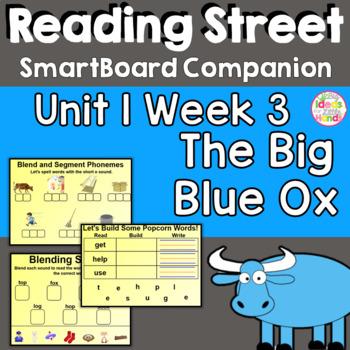 The Big Blue Ox SmartBoard Companion 1st First Grade