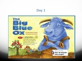 """The Big Blue Ox"" (Weekly PowerPoint for Reading Street 2013)"