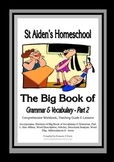 The Big Book of Elementary Grammar and Vocabulary, Part 2
