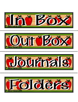The Big Book of Lotsa Labels: 752 Classroom Labels for the Busy Teacher