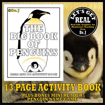 The Big Book of Penguins