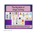 The Big Book of Shape Sorting: Features Real-World Picture