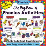 Phonics - The Big Box of Phonics Activities