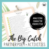 """The Big Catch!"" {Partner Perspective Poem}"