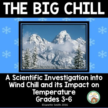 Temperature and Wind Chill:  An Integrated Weather Activity