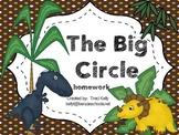 The Big Circle Homework - Scott Foresman