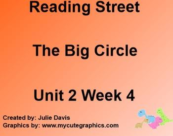 The Big Circle SmartBoard Companion 1st First Grade