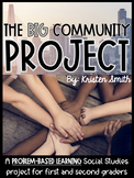 The Big Community Project- a Project-Based Learning Social