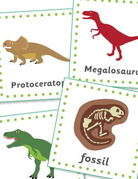 The BIG Dinosaur Printable Pack for Pre-K and Kindergarten