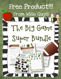 The Big Super Football Bowl Game Bundle!