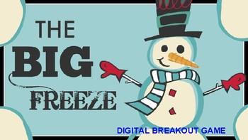 The Big Freeze Digital Breakout
