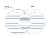 The Big Friendly Giant Venn Diagram