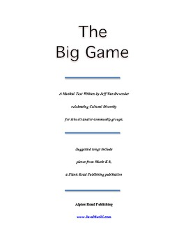 The Big Game - A drama about diversity