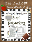 FREE Social Networking Football Activity