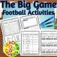 The Big Game No-Prep Activities Bundle