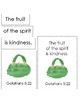 The Big Green Pocketbook Bible Verse Printable
