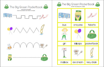 The Big Green Pocketbook Printable Pack
