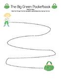 The Big Green Pocketbook Tracer Worksheet (Single Line)