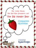 The Big Hungry Bear Companion Activities
